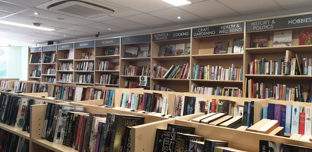 Mulga Road Charity Bookshop Oatley