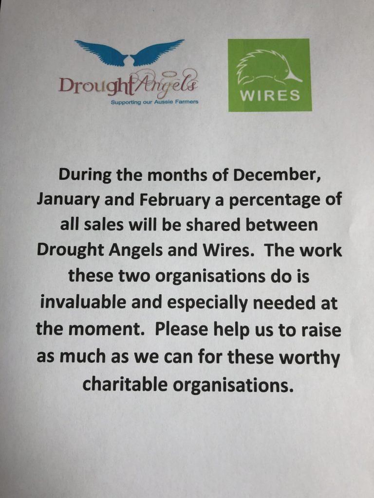 December fundraisers