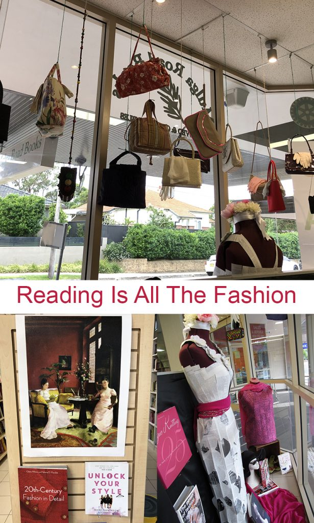 Reading Is All The Fashion